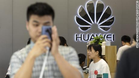 Huawei is laying off more than 600 people in the United States