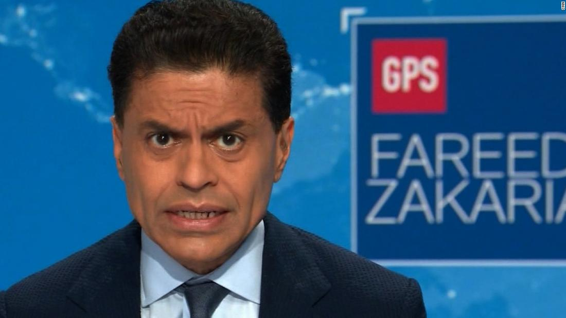 Zakaria: It's likely this cold war will get worse