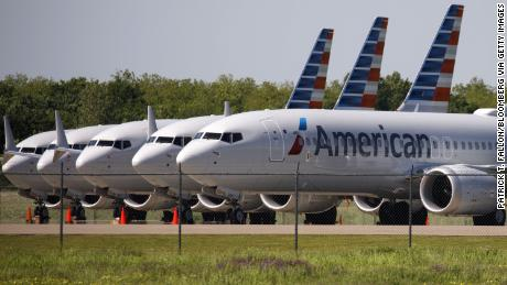 American Airlines extends flight cancellation due to Boeing 737 Max grounding