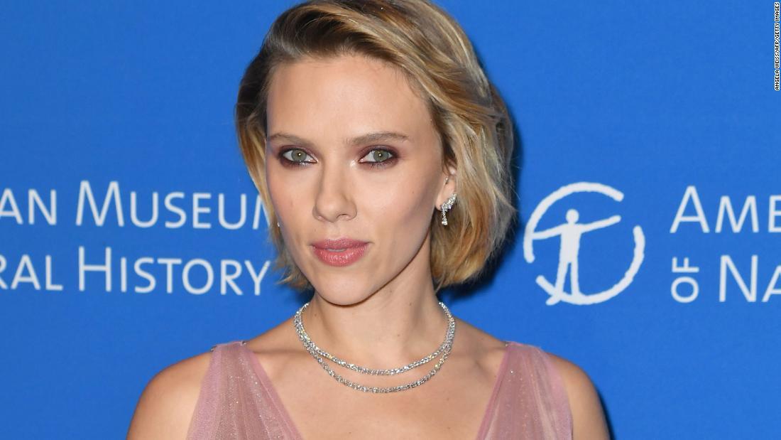 Scarlett Johansson Clarifies Her Remarks About Acting Cnn