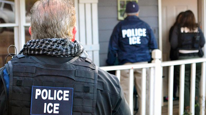 What rights do undocumented immigrants have when ICE is at the door?