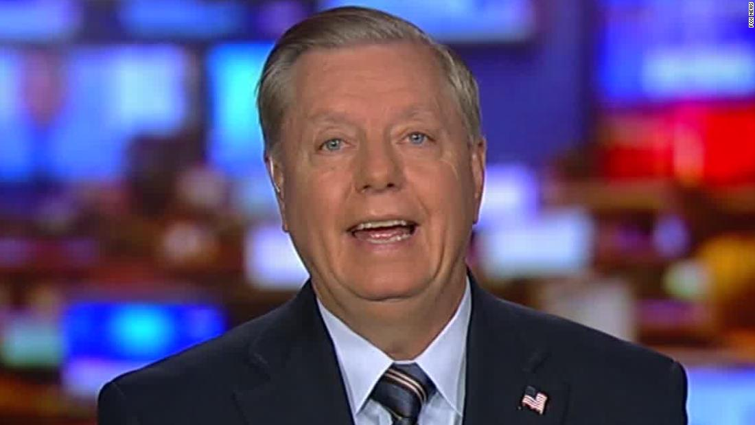 Graham: I don't care if migrants stay in camps for 400 days