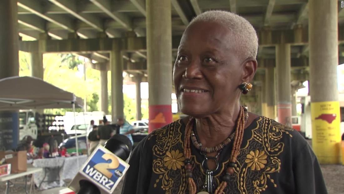 The African American museum founder who was found dead in the trunk of her car had been suffocated, coroner says
