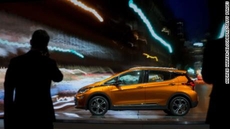 With 238 miles of range on a single charge, the Chevy Bolt EV holds its