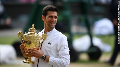 Novak Djokovic's path to greatness