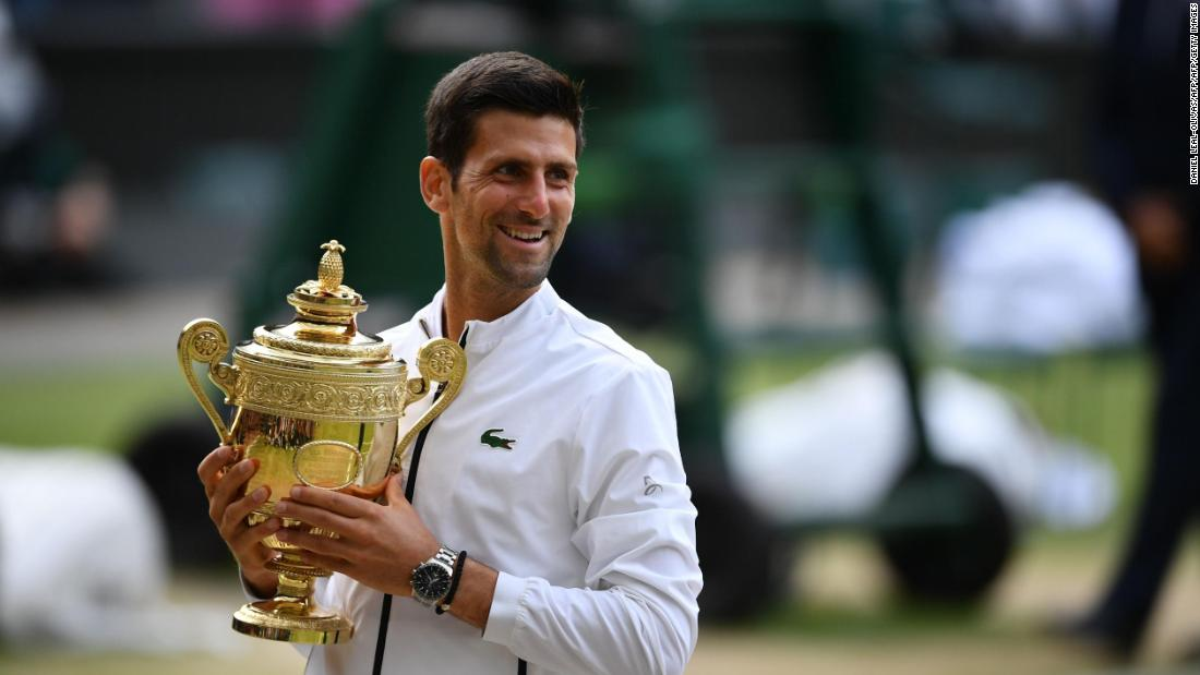 Novak Djokovic: how a kid from war-torn Belgrade beat the odds