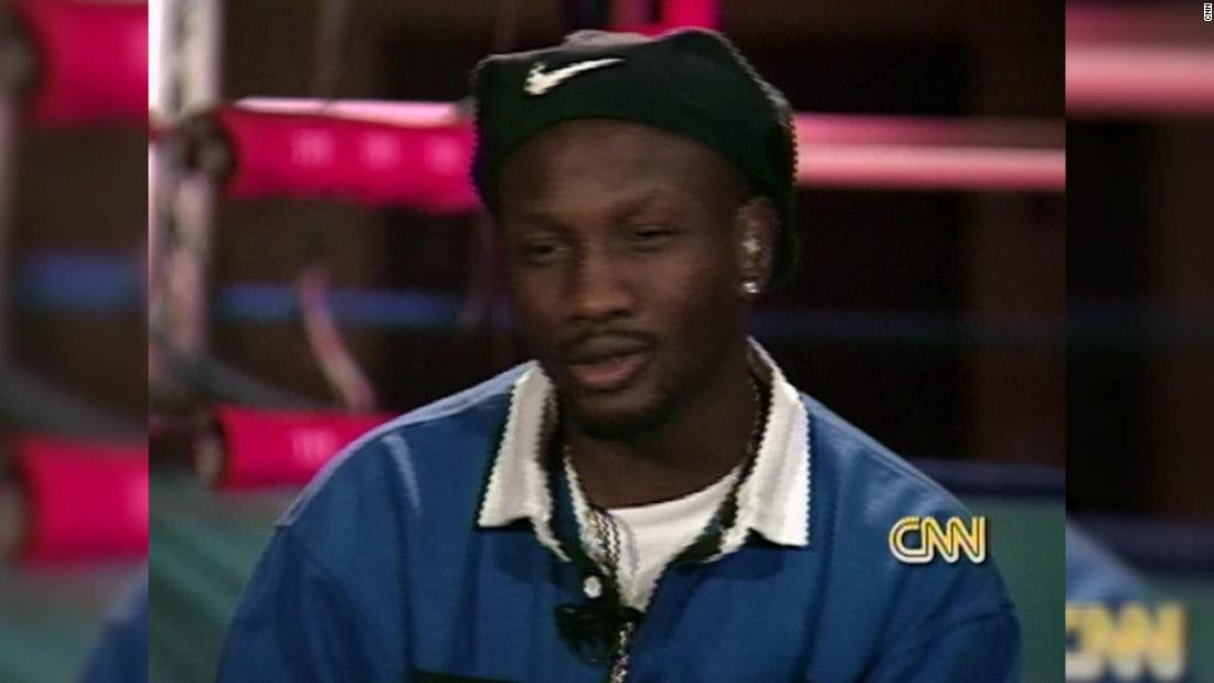 Legendary boxer Pernell 'Sweet Pea' Whitaker dies after he's hit by a vehicle