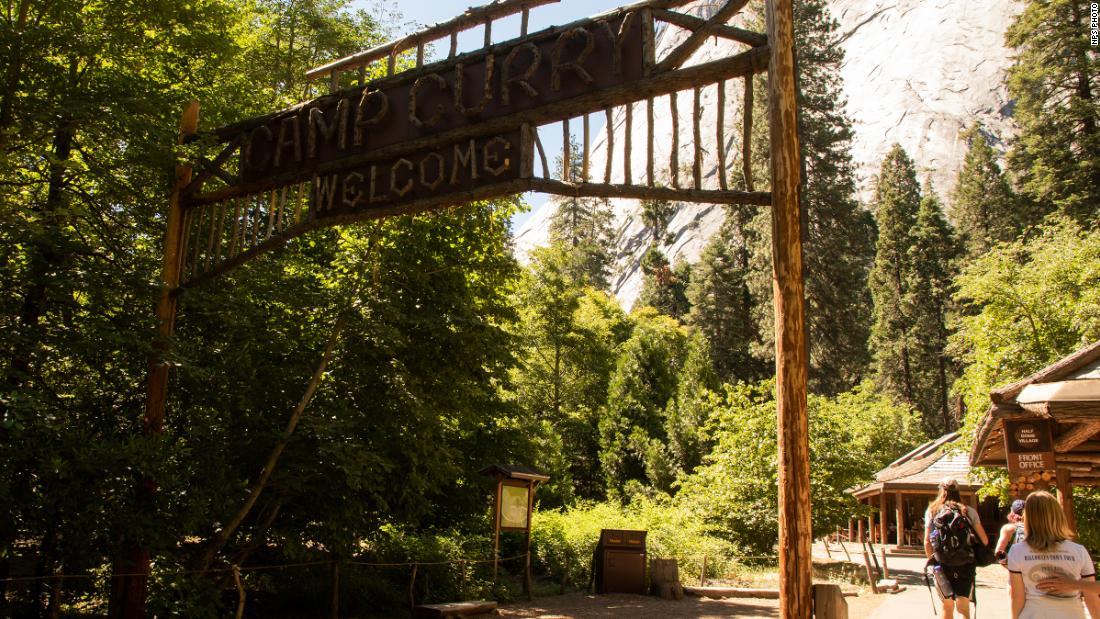 170 Menschen krank im Yosemite National Park