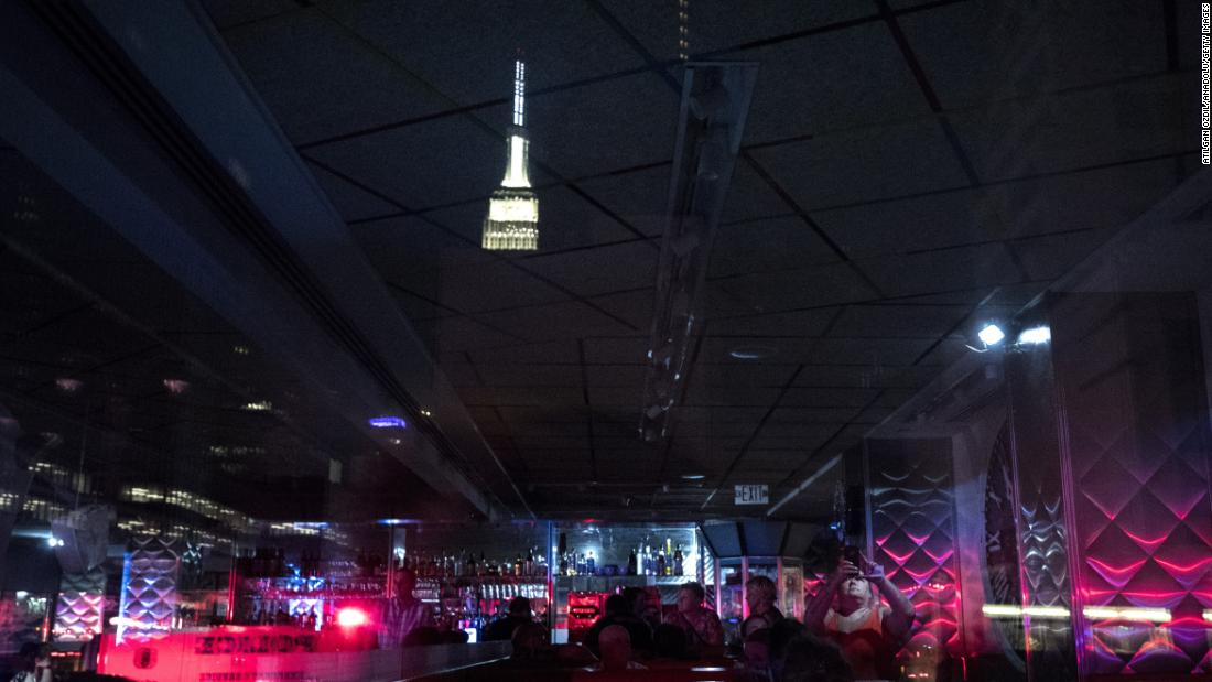 Preliminary report shows faulty relay protection system caused NYC power outage