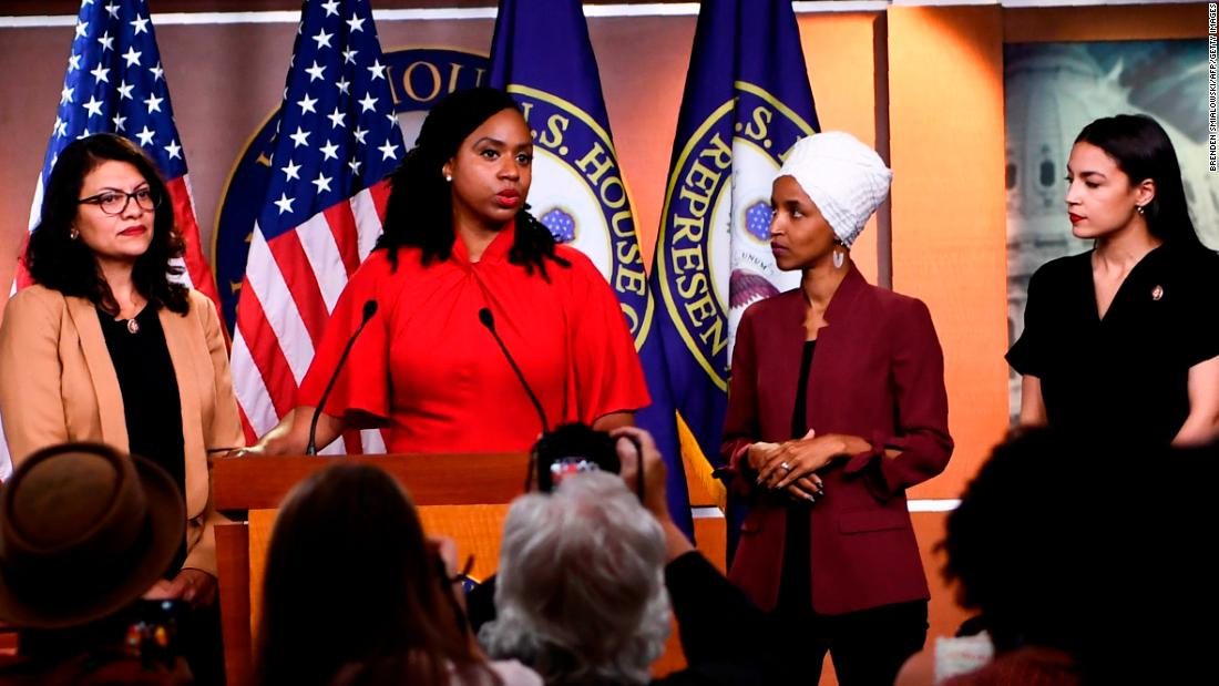 A New Congress Time For New Focus On >> Who Are The Squad Here Are The 4 Congresswomen Known As