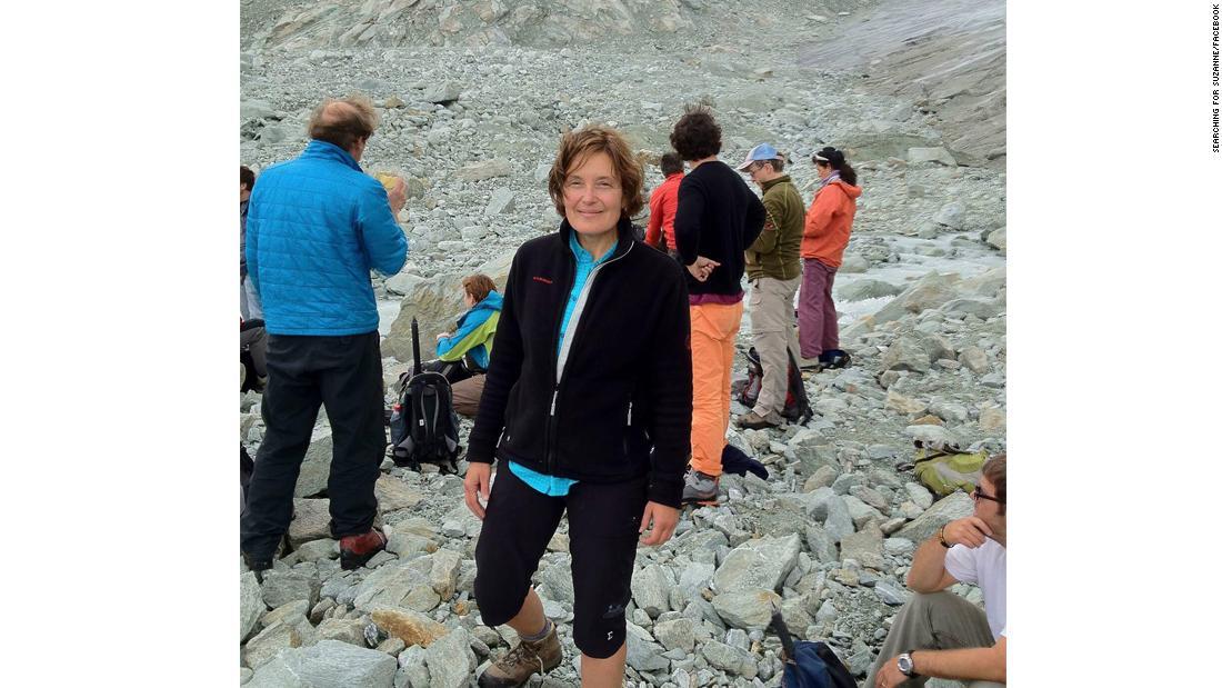 Man confesses to murdering US scientist Suzanne Eaton in Crete