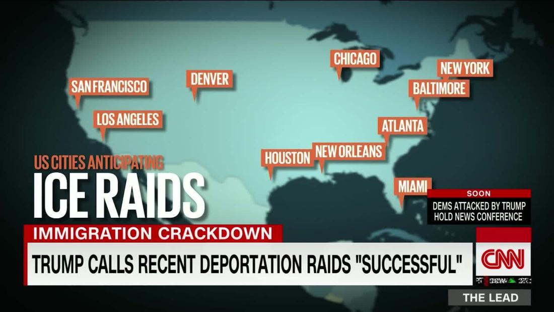 Trump administration moves to speed up deportations