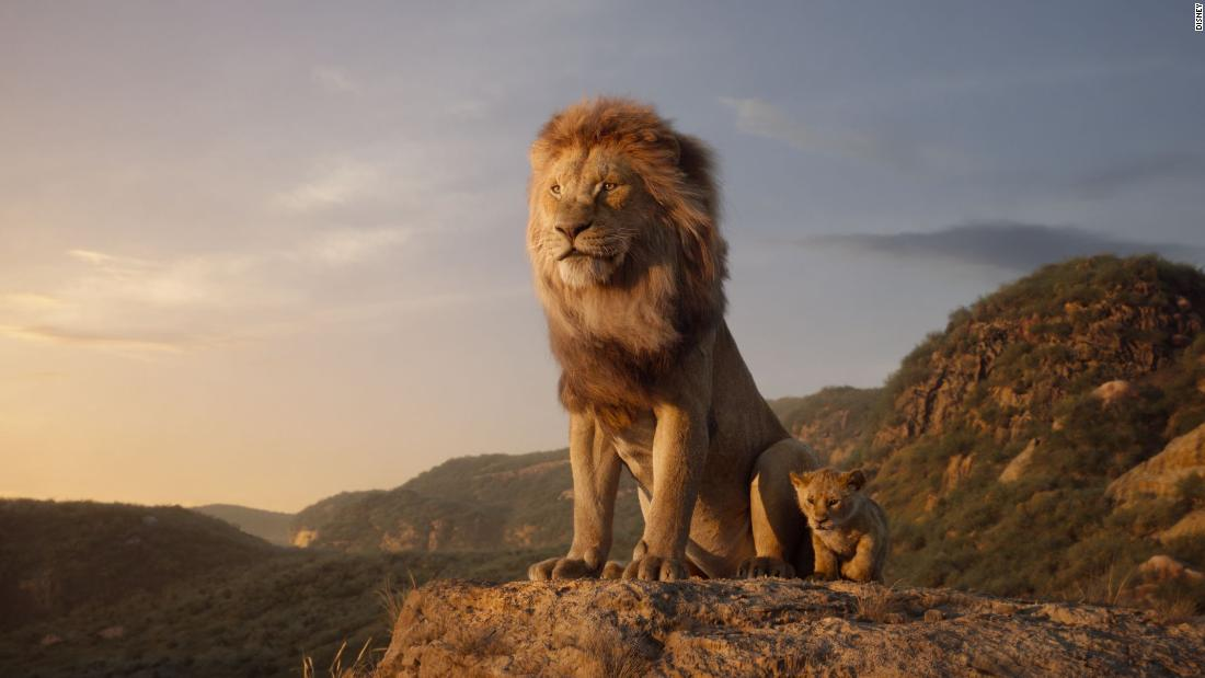 'The Lion King' becomes Disney's fourth billion-dollar film of 2019. It won't be the last