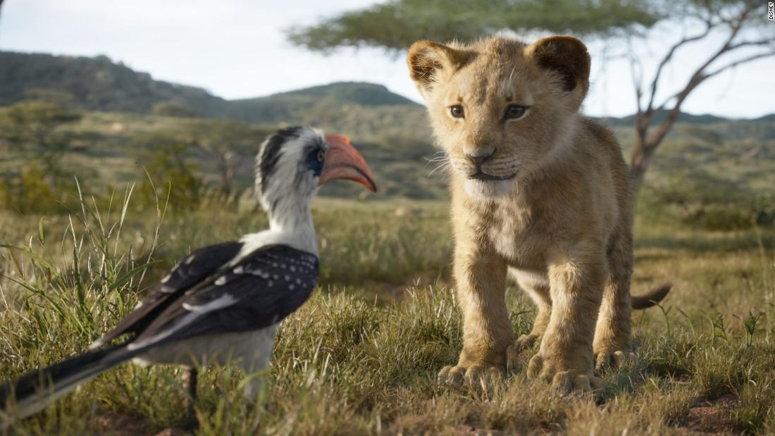'The Lion King' sinks its teeth into critic-audience divide - CNN