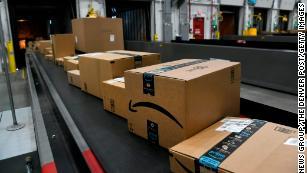 Amazon's incredible, vanishing cardboard box
