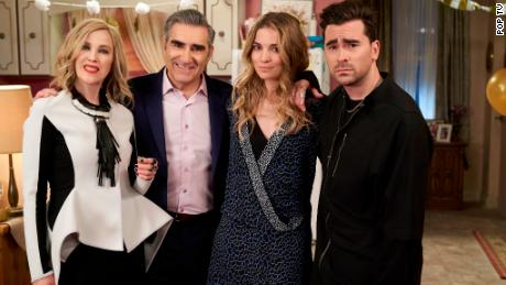 Schitt's Creek' fought against the current for Emmy love - CNN
