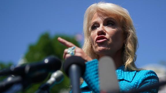 Image for Kellyanne Conway just said something that should stun you