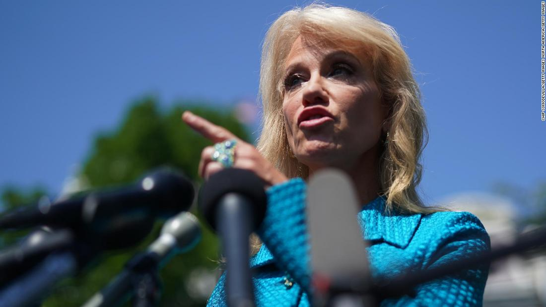 Kellyanne Conway just said something that should stun you