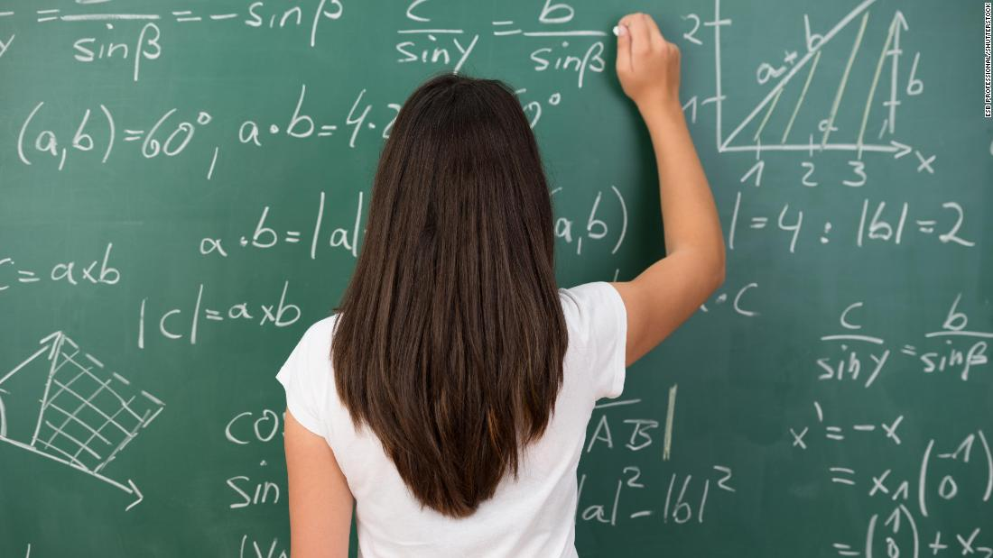 Girls are better at reading than boys. That could be contributing to the gender gap in math jobs, study finds