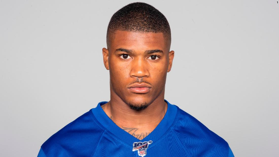 Giants' Kam Moore facing assault charge after woman alleges he knocked her out