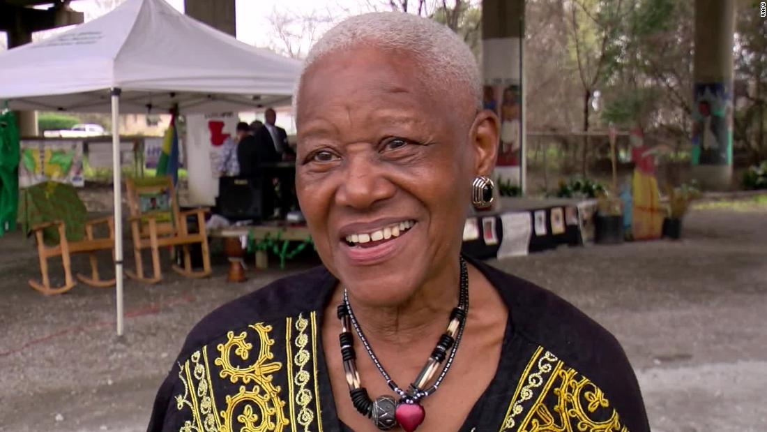 Civil rights activist Sadie Roberts-Joseph murdered