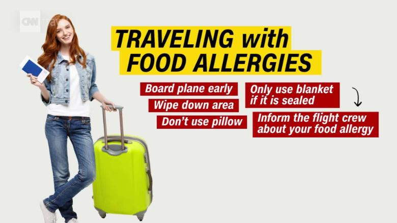 Food allergy horror stories from 35,000 feet: 'Mommy, I don't want to die'