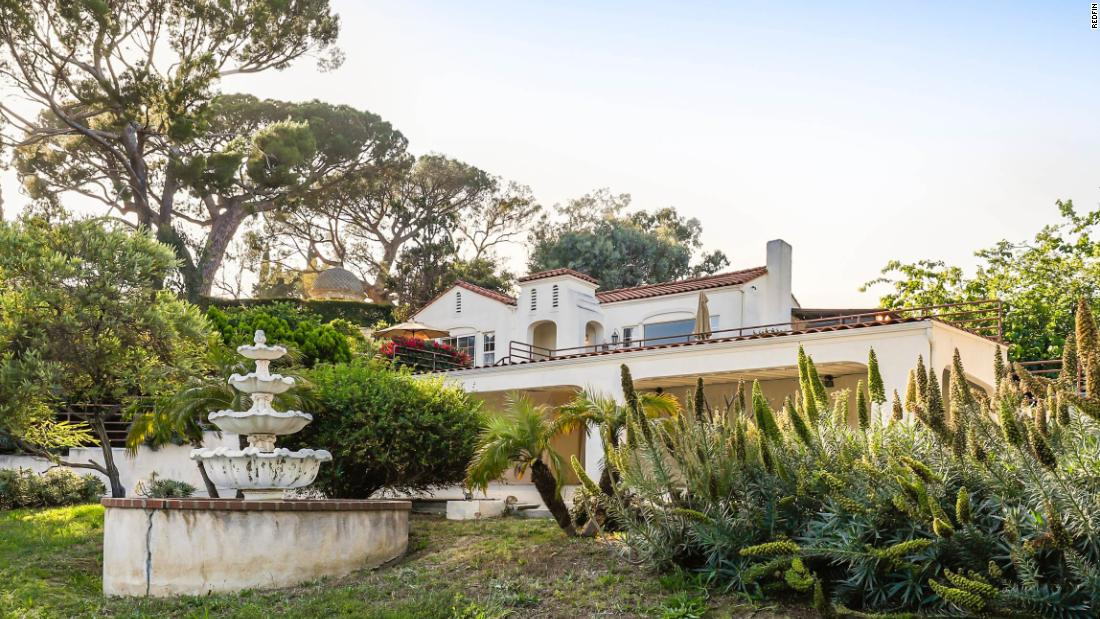 The house where Charles Manson's followers killed two people is up for sale