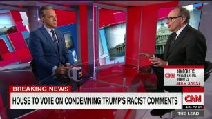 Axelrod: Trump racist tweets intentional, will do more in 2020
