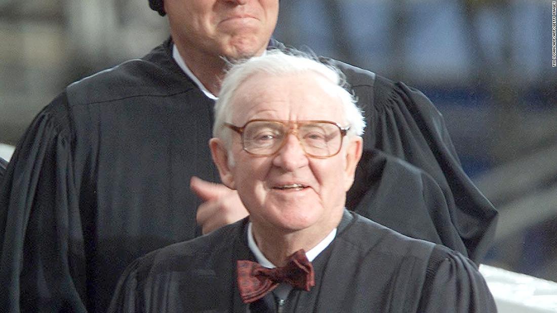 Opinion: The Supreme Court's Jedi Master