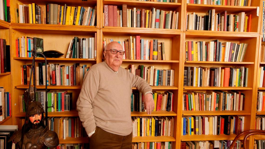 Andrea Camilleri, Inspector Montalbano author, dead at 93