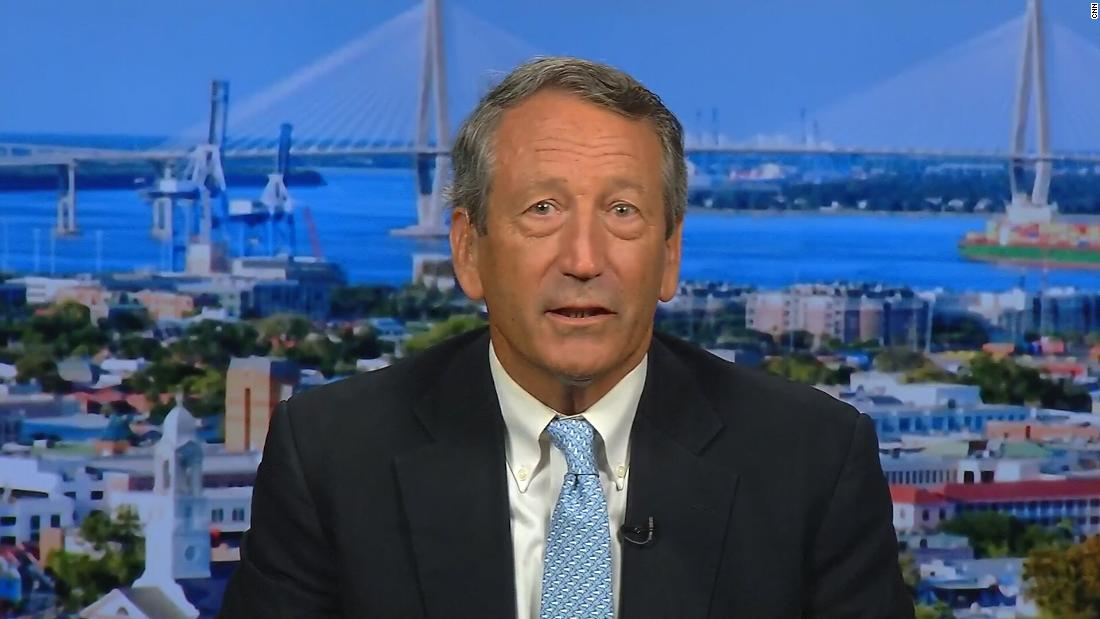 Here's what Sanford said about voting for Trump against a Democrat for 2020