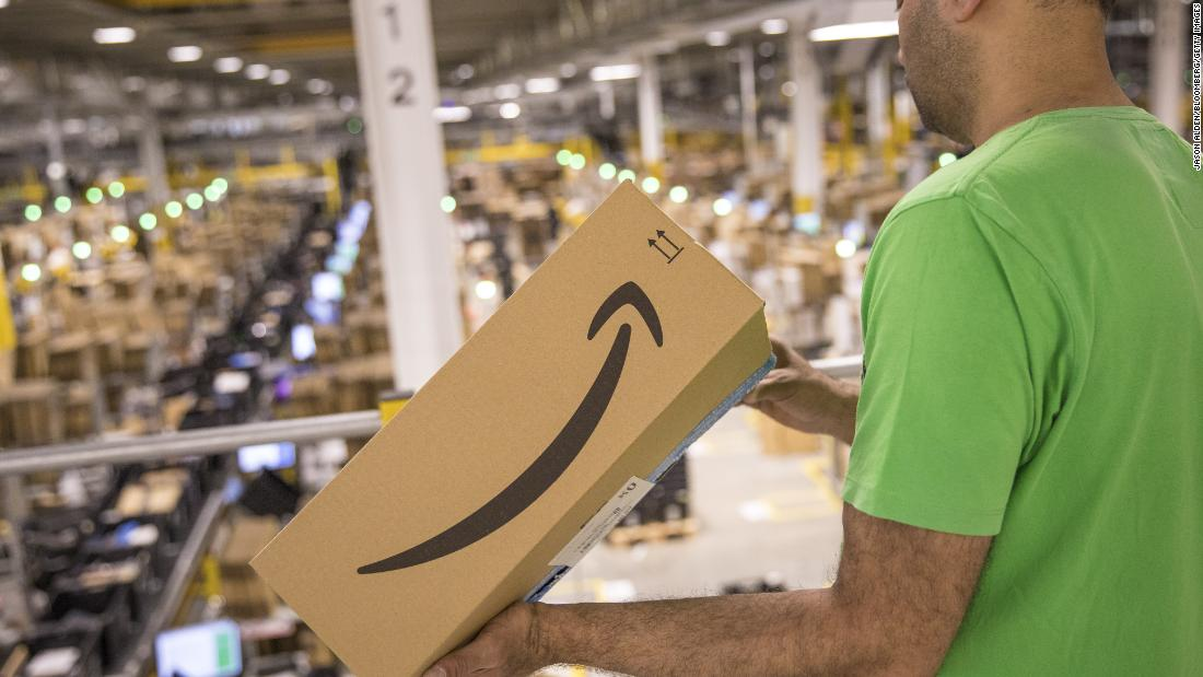 Amazon Prime Day was bigger than Black Friday and Cyber Monday — combined