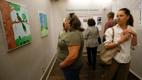"Drawings and other artwork made by unaccompanied migrant teenagers detained in Tornillo have inspired the ""Uncaged Art"" exhibit at the University Texas at El Paso's Centennial Museum."