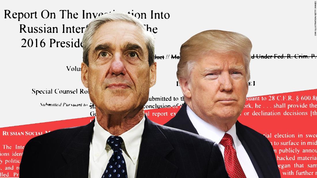 Pengadilan pengajuan: Rumah Dems berpendapat Mueller juri rahasia akan membantu impeachment probe