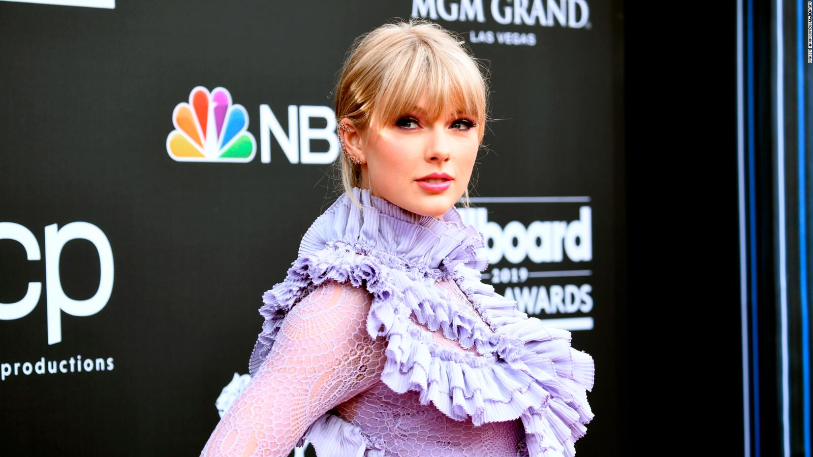 Taylor Swift S Lyrics Spark Speculation Of An Engagement To Joe Alwyn Cnn