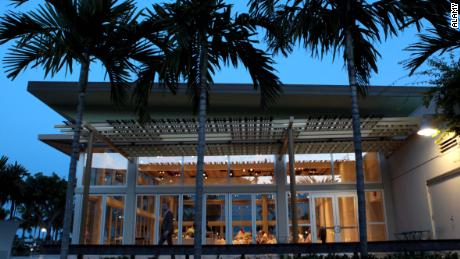 West Palm Beach has been playing music at the Waterfront Lake Pavilion.