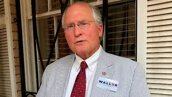 Bill Waller Jr. (AP Photo/Emily Wagster Pettus)