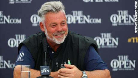 Portrush resident Darren Clarke won the Open in 2011.