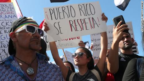 Opinion: Women in Puerto Rico know all too well why Rossello must resign