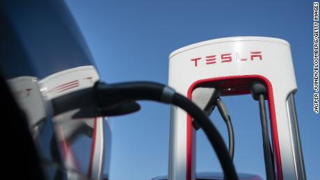 Tesla has used its network of fast chargers as a major selling point for its cars and SUVs