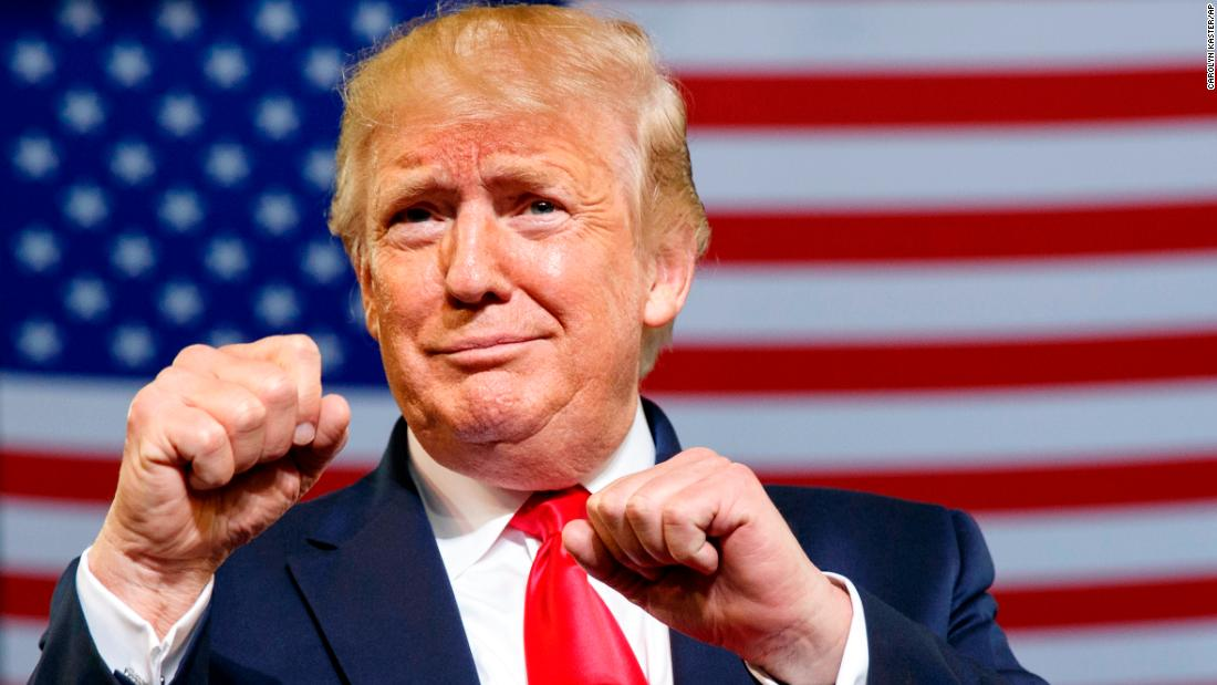 How Trump's 2020 reelection strategy could work -- but probably won't