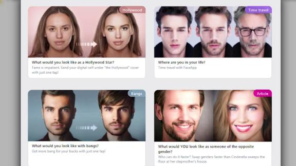 Image for FaceApp's viral success proves we will never take our digital privacy seriously