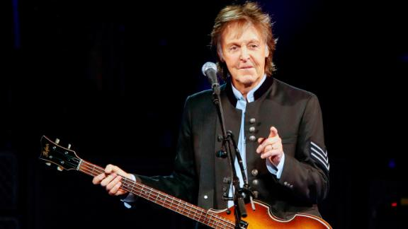 This is the first time that McCartney has written a musical.