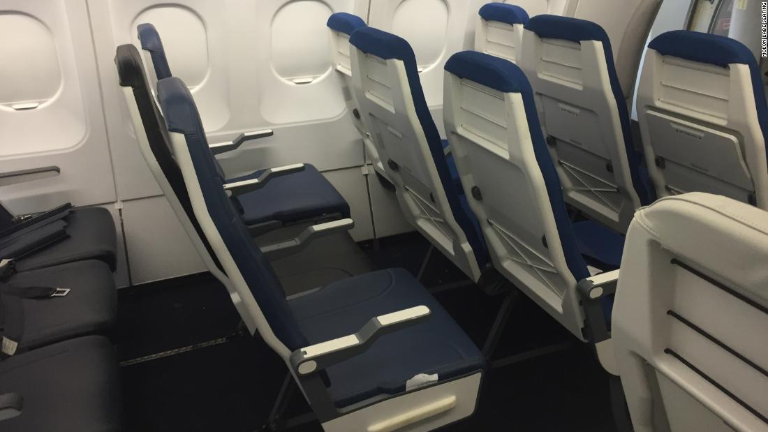 No one wants the middle seat. This could change that.