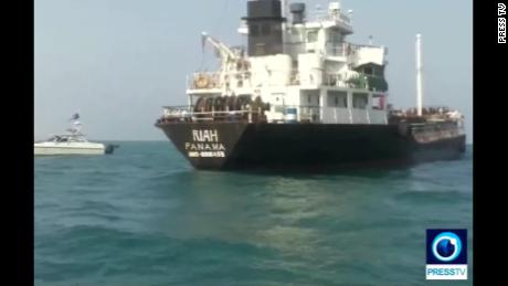 Iran releases 9 Indian crew members from Panamanian-flagged tanker