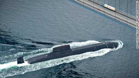 Submarines a centerpiece of Russia's navy