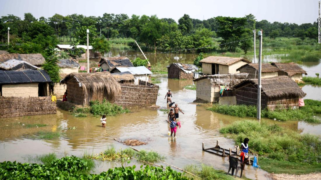 227 dead in South Asia monsoon floods