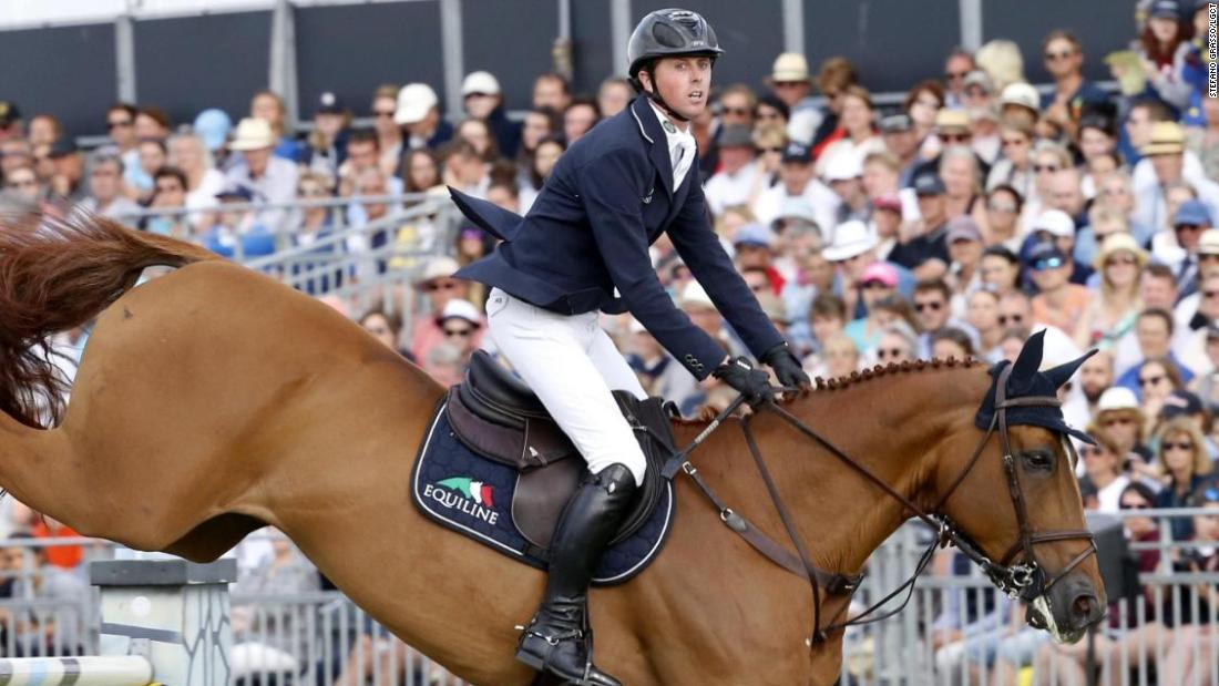 ผลการค้นหารูปภาพสำหรับ 'Riding a horse is like flying a plane': Ben Maher on the secrets of his success