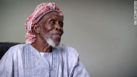 Imam Abubakar Abdullahi saved Christians who ran to his home in central Nigeria