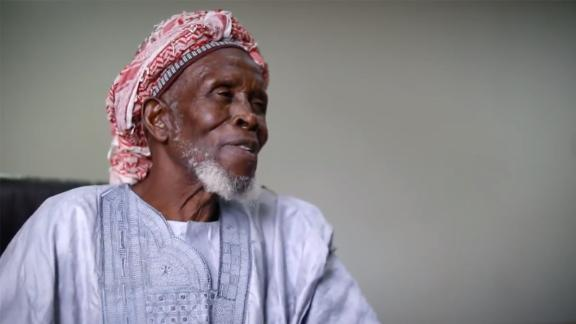 Imam Abubakar Abdullahi saved Christians who ran to his home in central Nigeria